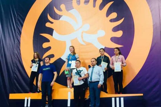 Юные борцы Харьковщины стали бронзовыми призерами чемпионата Украины