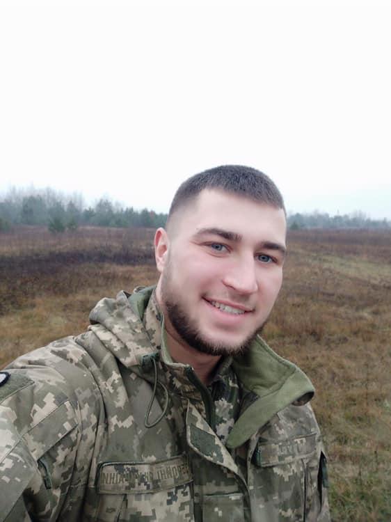 На Донбассе погиб харьковчанин (фото)
