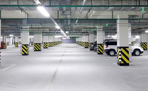 В Украине разрешено строить подземные паркинги глубиной до девяти этажей