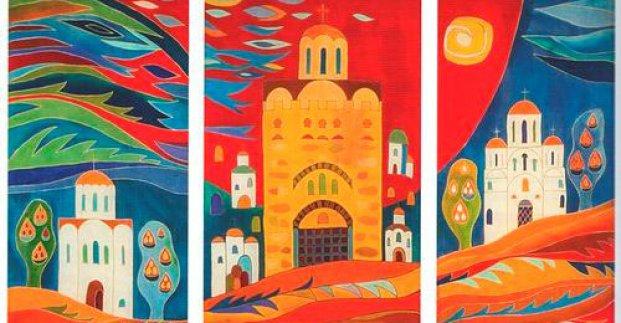 В Харькове пройдет выставка династии художников Саенко