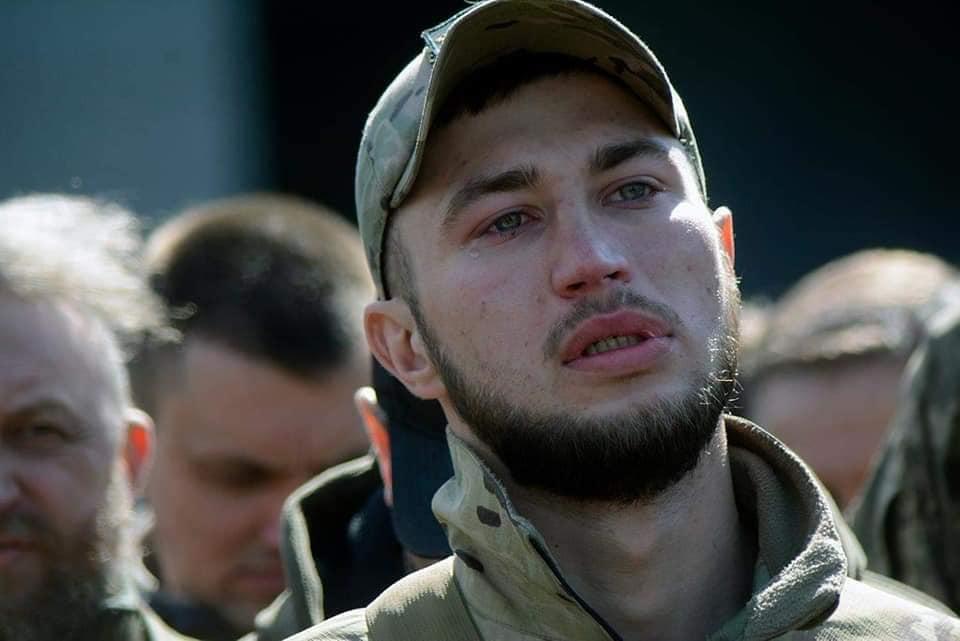 17 мая попрощаются с погибшим на Донбассе харьковчанином