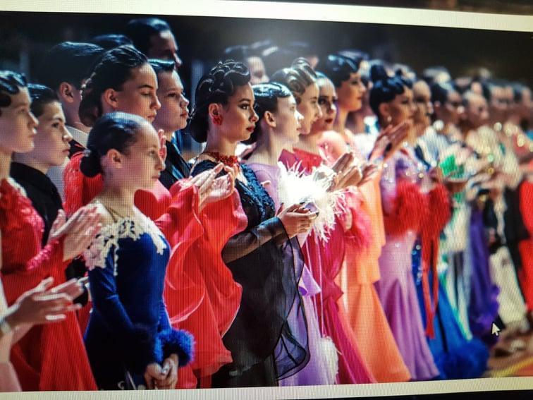 В Харькове прошли Международные соревнования по танцевальному спорту (фоторепортаж)