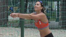 В Харькове стартовал сезон пляжного волейбола (фото)