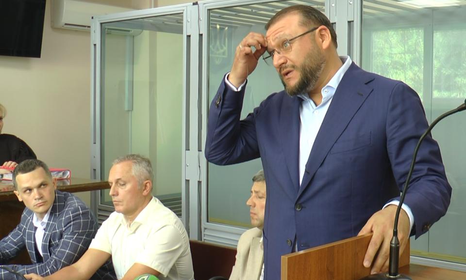 Вже вп'яте перенесли слухання по справі Михайла Добкіна (відео)