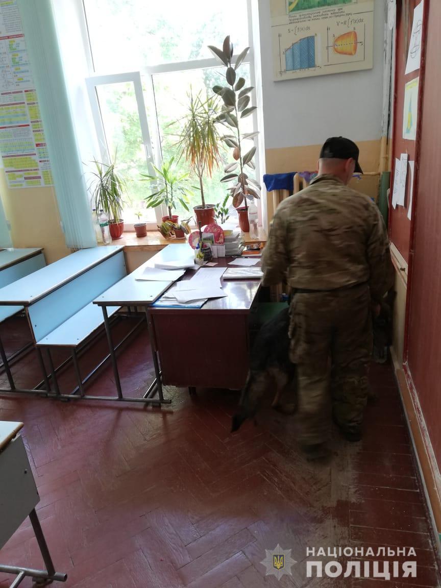 Информация о минировании колледжа в Харькове не подтвердилась