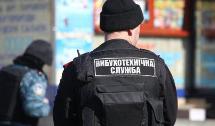 Полиция ищет взрывчатку в колледже на Сумской