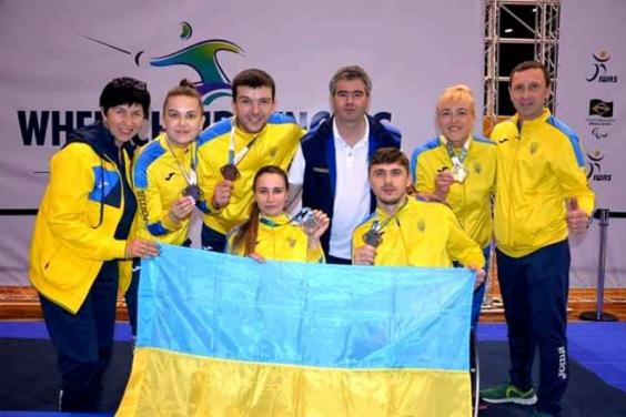 Две медали на счету харьковчанок на Кубке мира в Бразилии