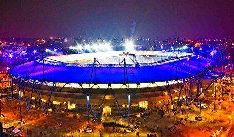 В Харькове на футбольном матче ожидается 27 тысяч болельщиков