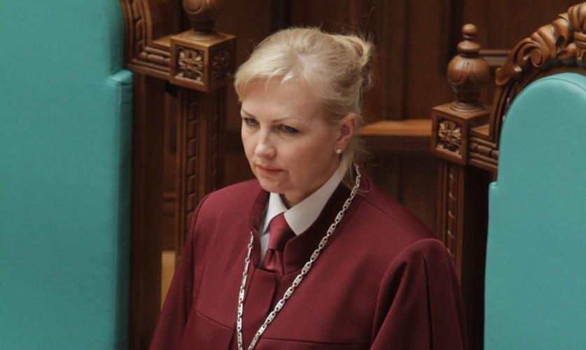 В Конституционном суде избрали нового главу