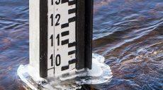 В украинских водоемах ожидается повышение уровня воды