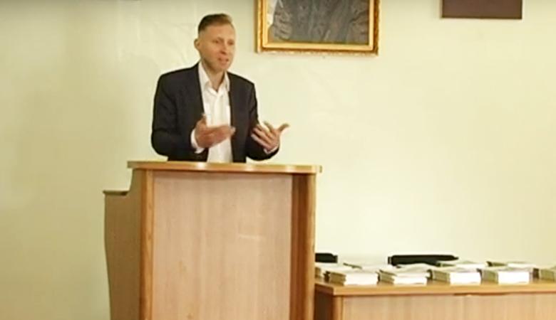Харківський історик розповів про свою нову книгу