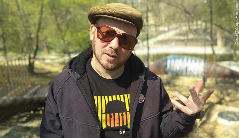 Харьковчанин-берлинец Юрий Гуржи рассказал об июньском концерте своей группы RotFront в Цюрихе