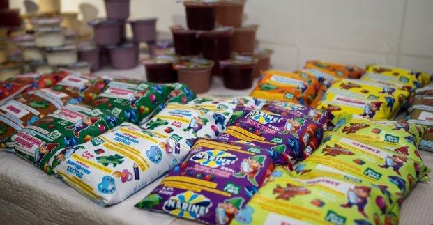 В Харькове расширят ассортимент детского питания