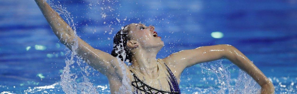 Харьковские синхронистки выиграли пять золотых медалей