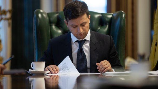 Зеленский назначил временных глав ОГА Одесской и Полтавской областей