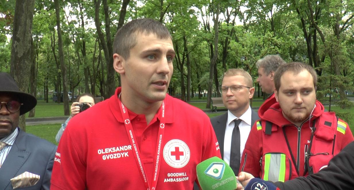 Гвоздик стал почетным гражданином Харькова