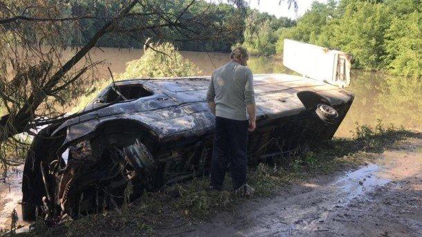 На Винничине произошла экологическая катастрофа (фото)