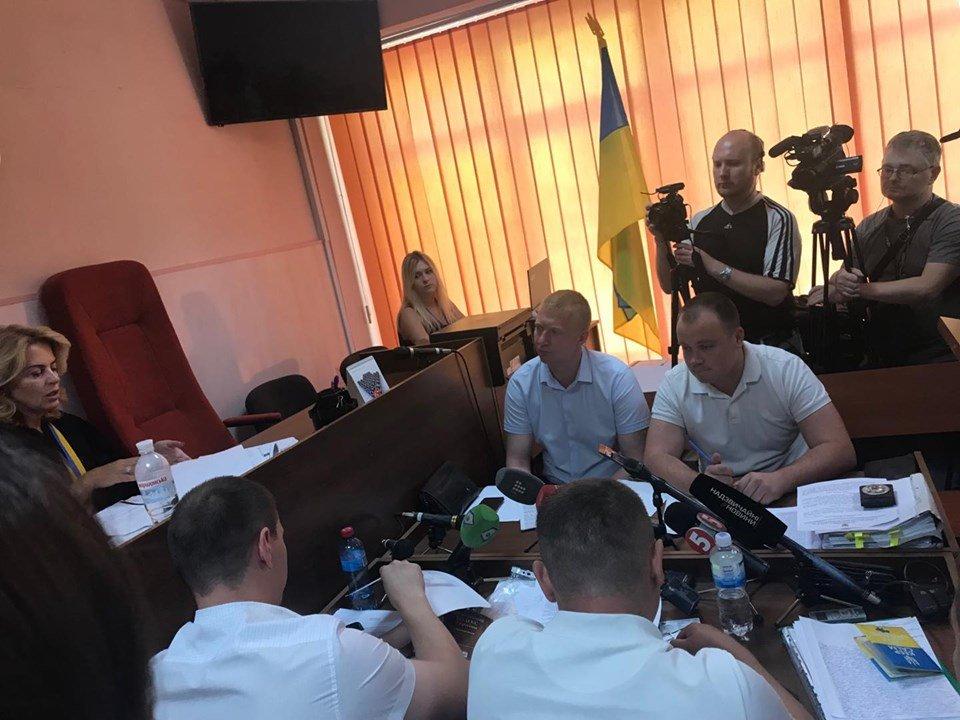 В Харькове судят второго подозреваемого по делу о нападении на телеоператора