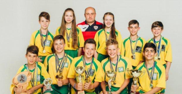 Фотографии юных спортсменов Харькова разместят на билбордах
