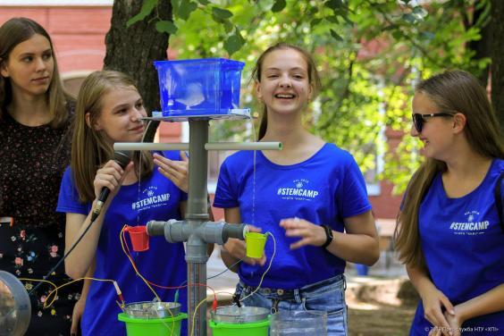 В НТУ «ХПИ» состоялся фестиваль науки Hands on Science