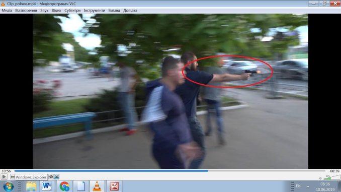 """""""Нацкорпус"""" заявил, что не имеет отношения к избиению харьковского журналиста"""