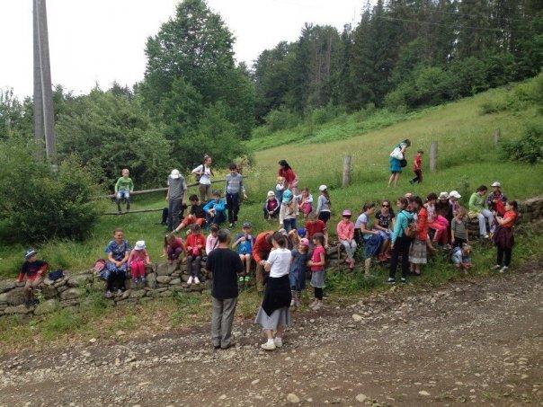 В летнем лагере отравились дети
