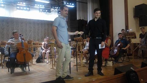 Харьковские молодые музыканты будут получать именные стипендии
