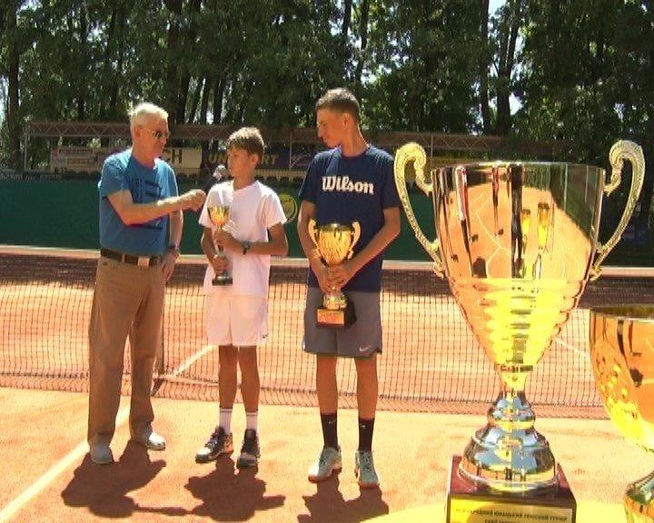 В Харькове завершился теннисный мемориал Марии Черницкой