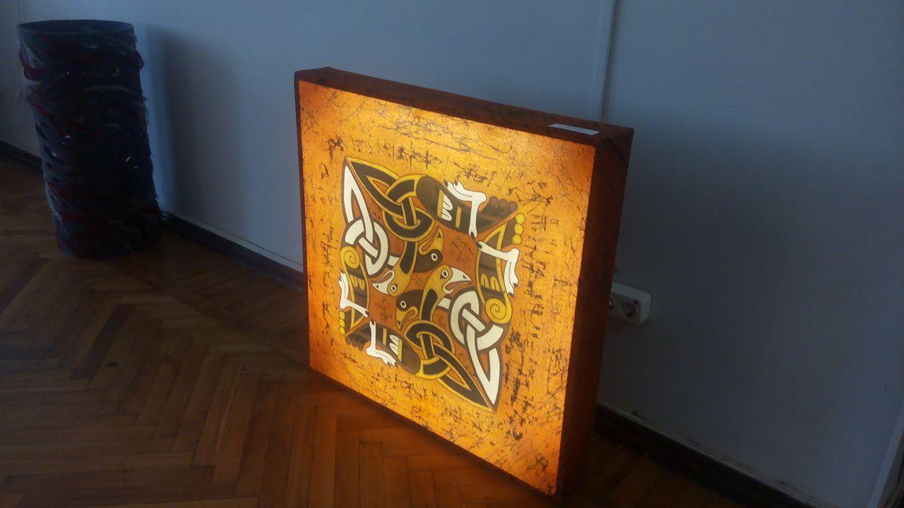 Харьковчан приглашают на выставку светильников (фото)