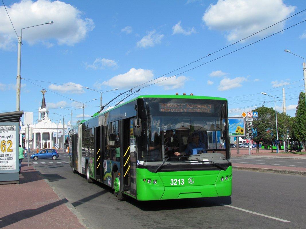 На Салтовке появится новая троллейбусная линия