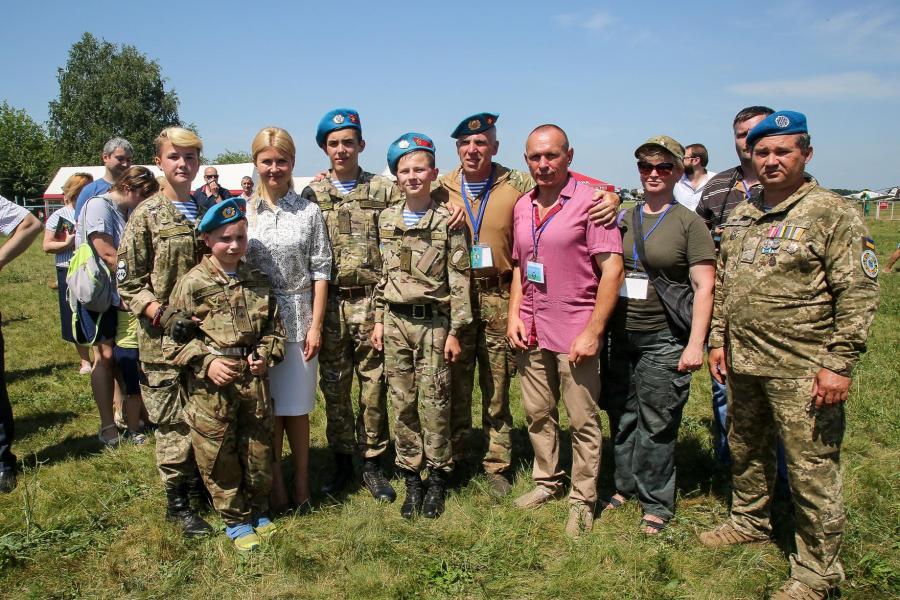 На Харьковщине стартовал военно-патриотический фестиваль «Защитник Украины – Крылатые оборотни»