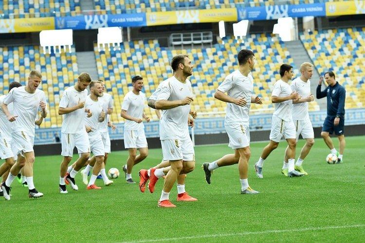 Евро-2020: после победы над Люксембургом Украина – абсолютный лидер квалификационной группы В