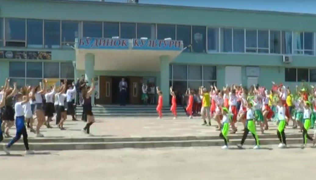 """""""Зоряний Олімп"""": у селищі Бабаї відбувся щорічний захід для школярів (відео)"""