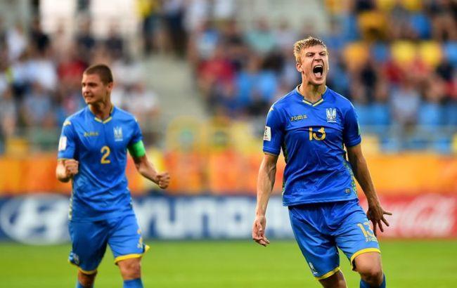 Сборная Украины U-20 впервые в истории стала чемпионом мира