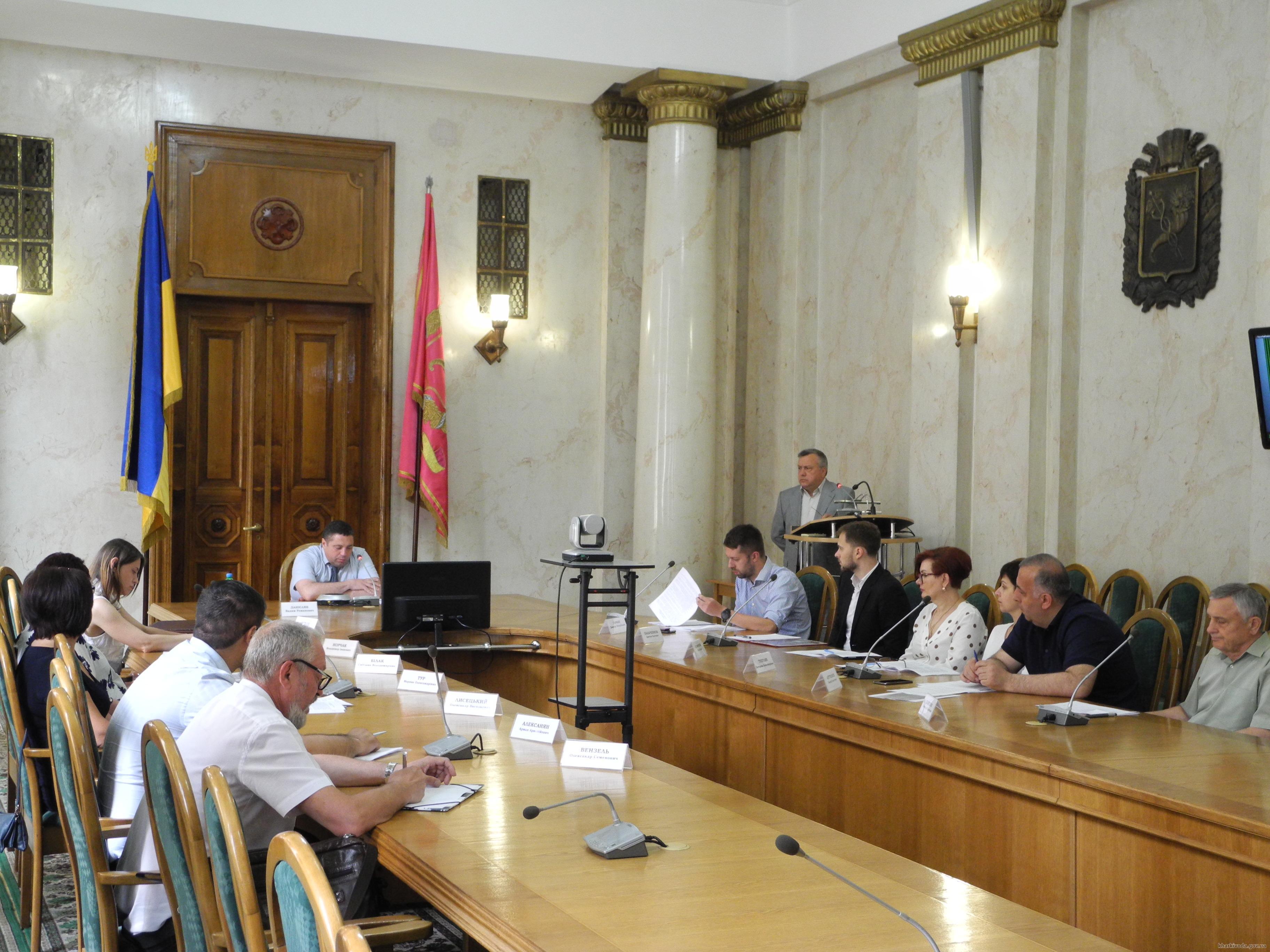 На Харьковщине планируется ввести в эксплуатацию новое жилье