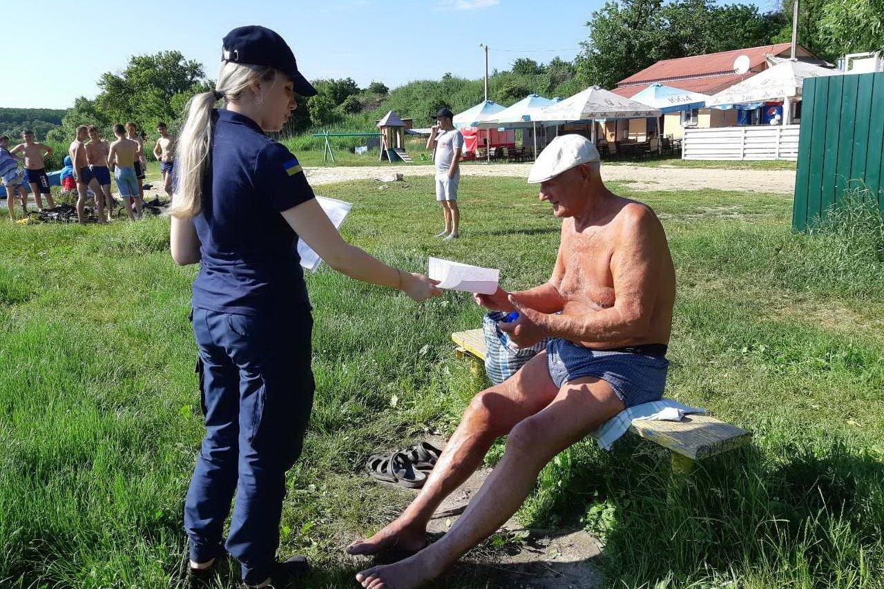 Спасатели Харьковщины продолжают профилактические рейды
