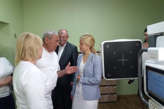 Обновленная поликлиника откроется на Харьковщине