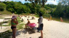 Полицейские Харьковщины напоминают гражданам правила безопасного отдыха на водоемах
