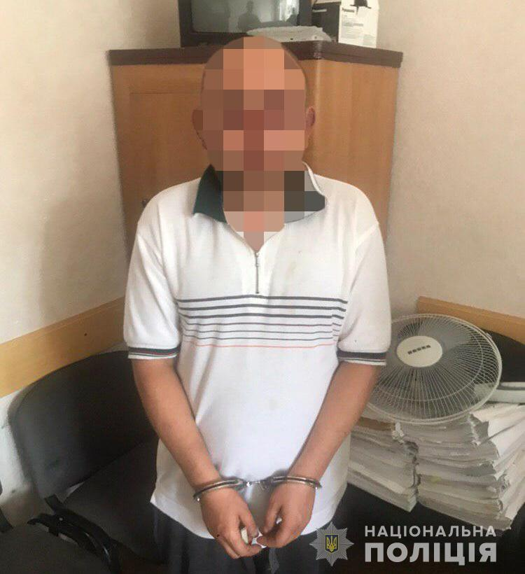 Полицейские задержали мужчину, который едва не убил своего знакомого