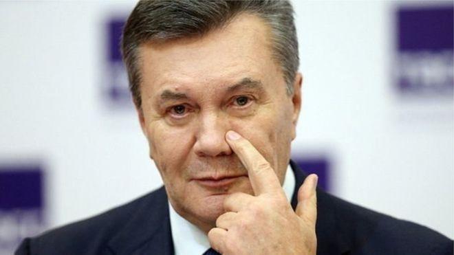Суд ЕС снял санкции с Януковича