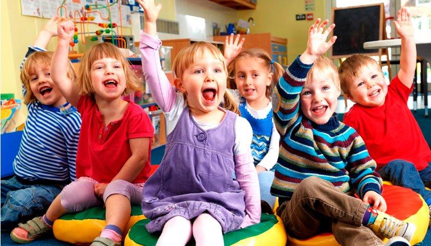 Воспитателям детских садов увеличили отпуск до 56 дней