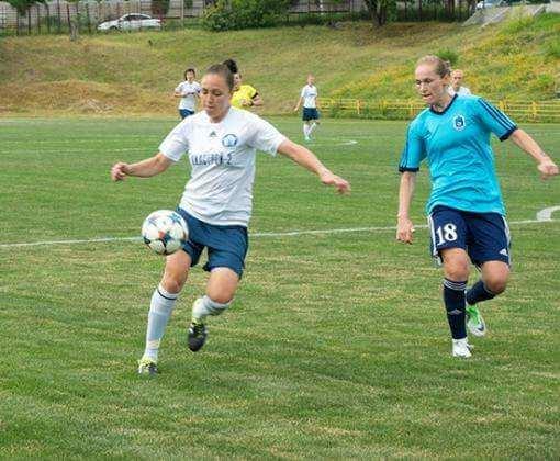 В Харькове состоятся международные соревнования по женскому футболу