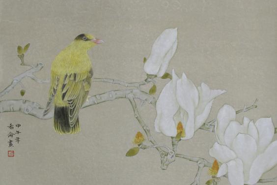 Харьковчан приглашают на выставку китайской живописи