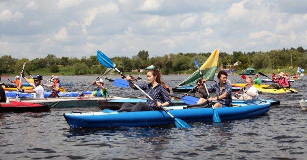 В Харькове пройдет фестиваль водного спорта и туризма