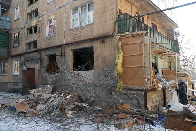 Владельцам разрушенного на востоке Украине жилья выплатят компенсации