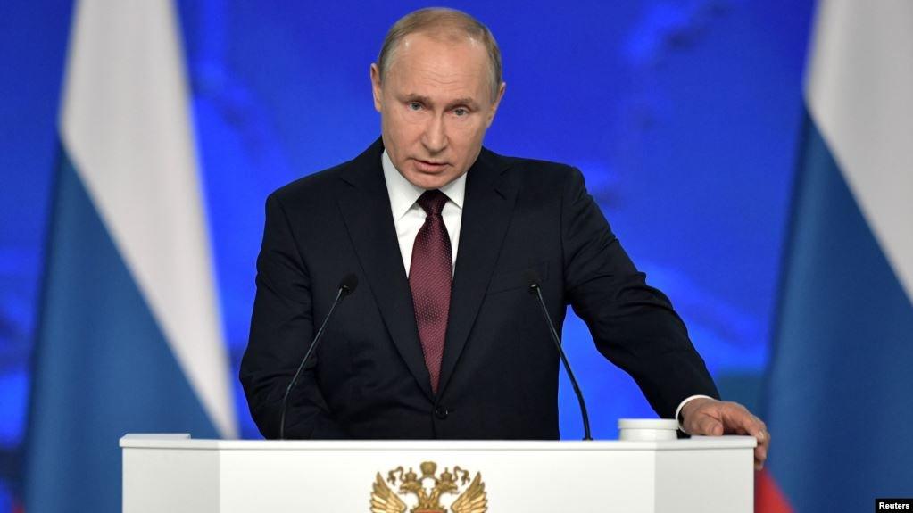 Путин отказался вводить санкции против Грузии
