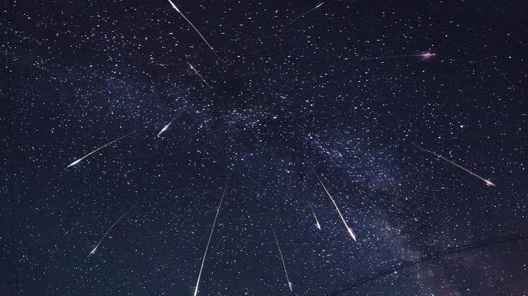 Украинцы на выходных смогут наблюдать звездопад