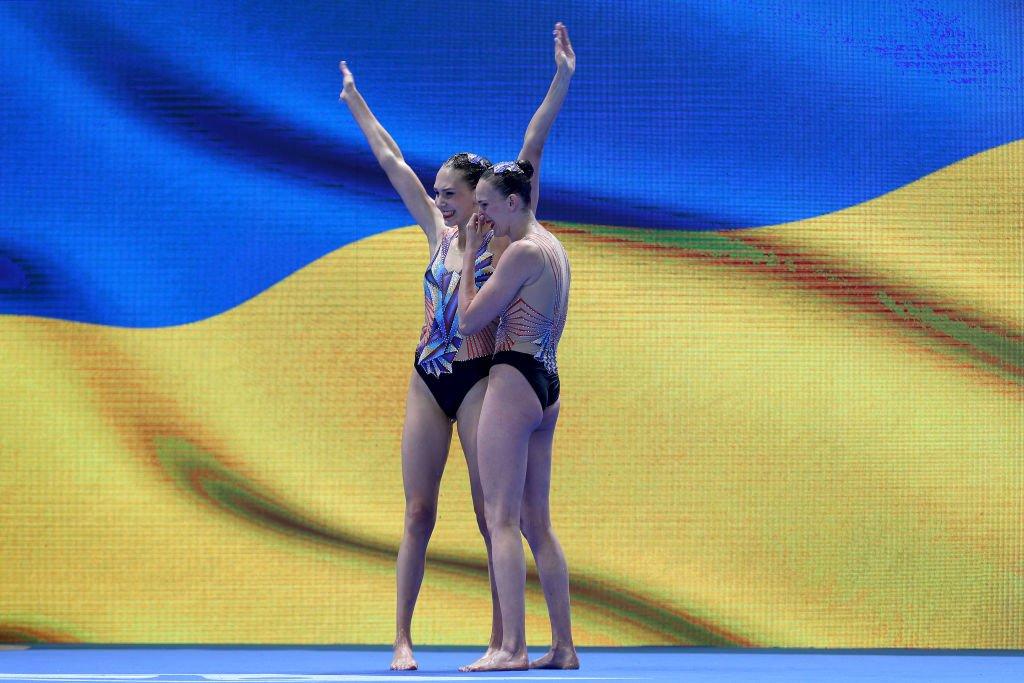 Украинки получили очередную награду на чемпионате мира в Корее