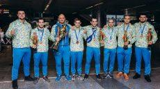 Украинские спортсмены стали чемпионами мира по боевому самбо