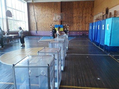Все избирательные участки в Харьковской области начали работу вовремя
